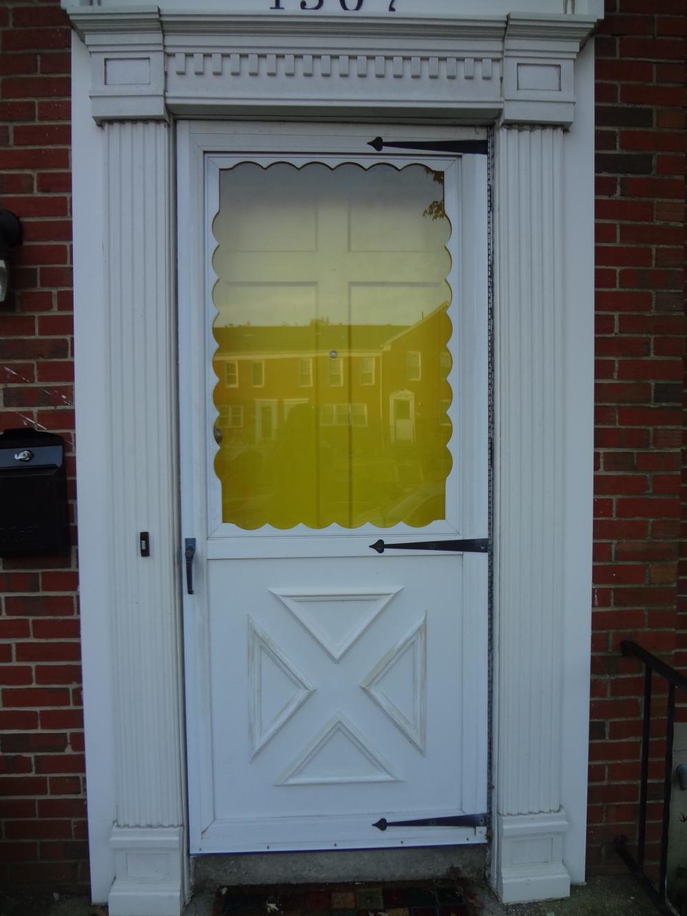 Metal Storm Door Do It Yourself Surftalk