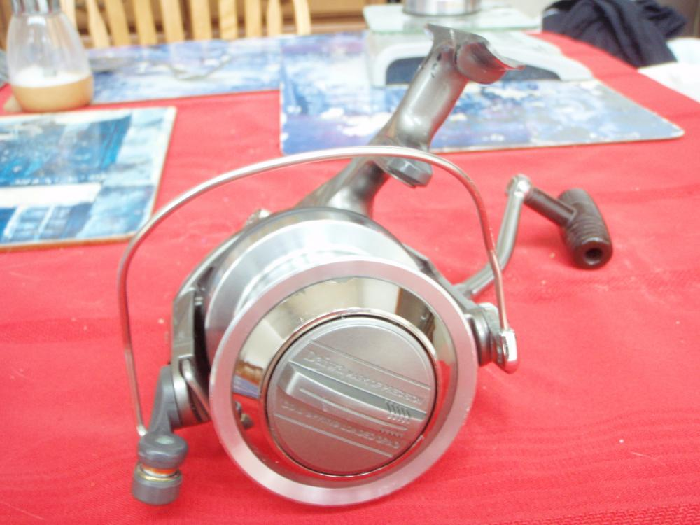 258d69214fd WTS Old style Daiwa Emblem Pro 5500 - General Buy/Sell/Trade Forum ...
