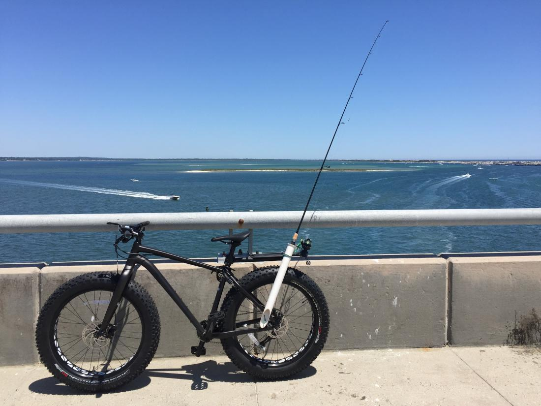 Fat Bike Fishing Show My Your Fatties Main Forum Surftalk