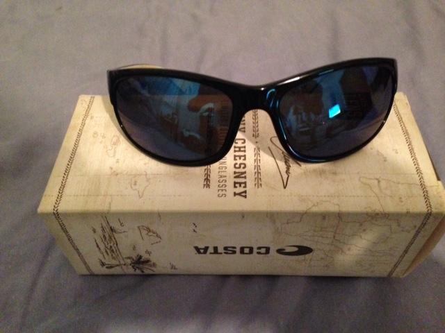 cdc57353dddc7 WTS Costa del Mar Kenny chesney Howler Limited Edition Black Blue ...