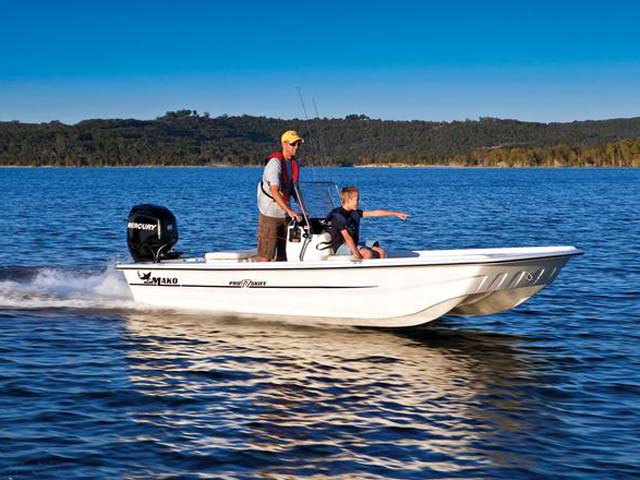 Mako Pro Skiff 17 - Boating and Boat Fishing - SurfTalk