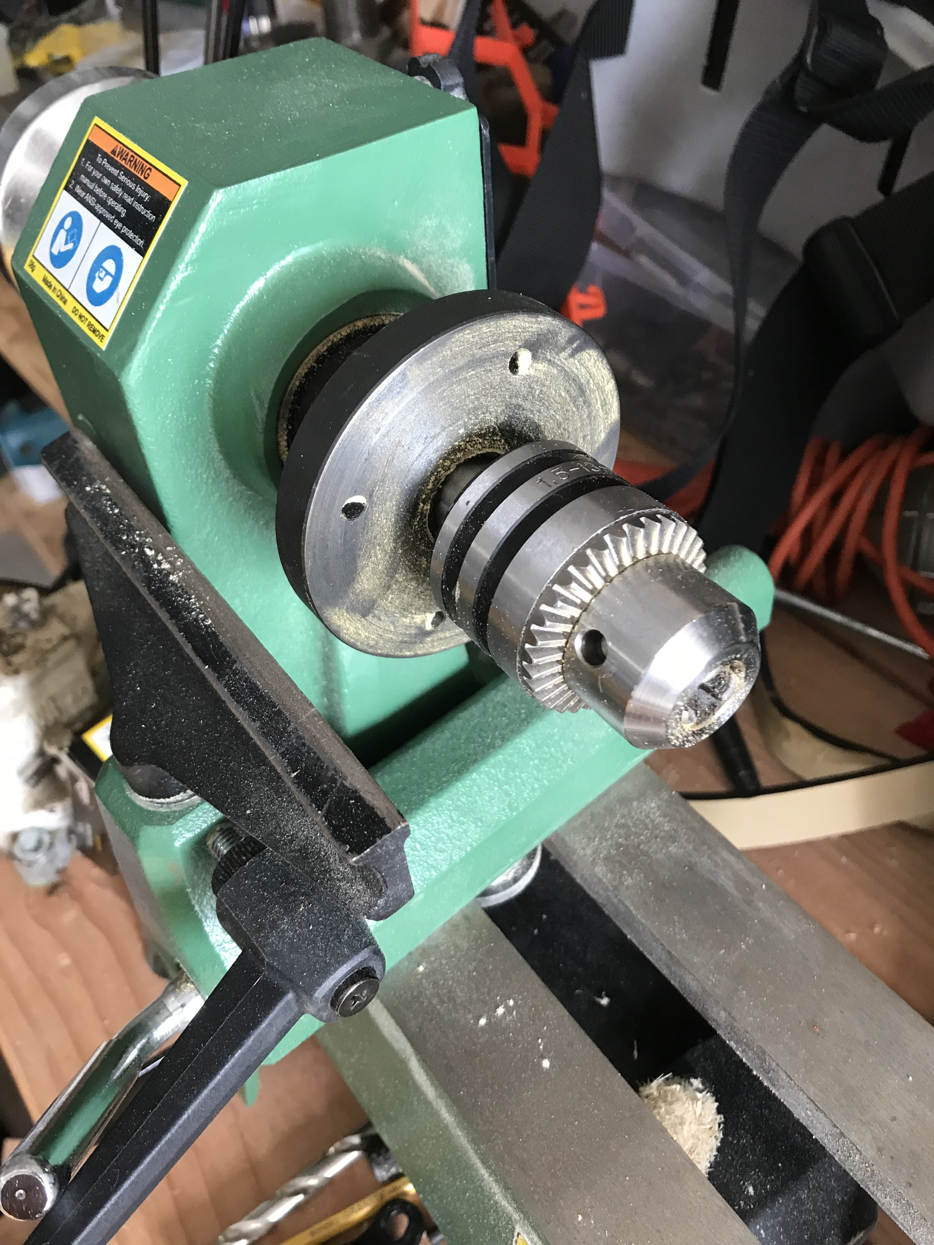 Harbor Freight lathe - General Buy/Sell/Trade Forum - SurfTalk