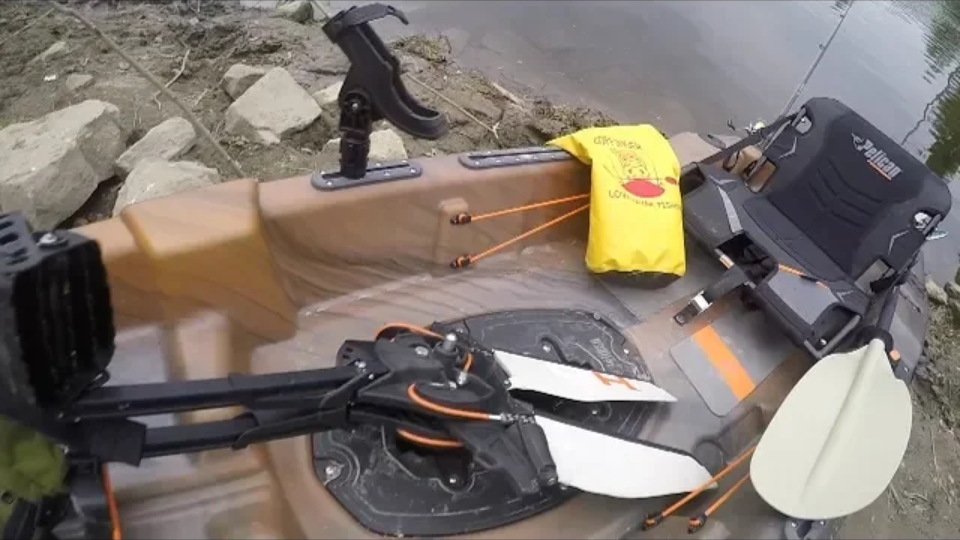 New Pedal kayak from Pelican? - Page 5 - Kayaking and Kayak