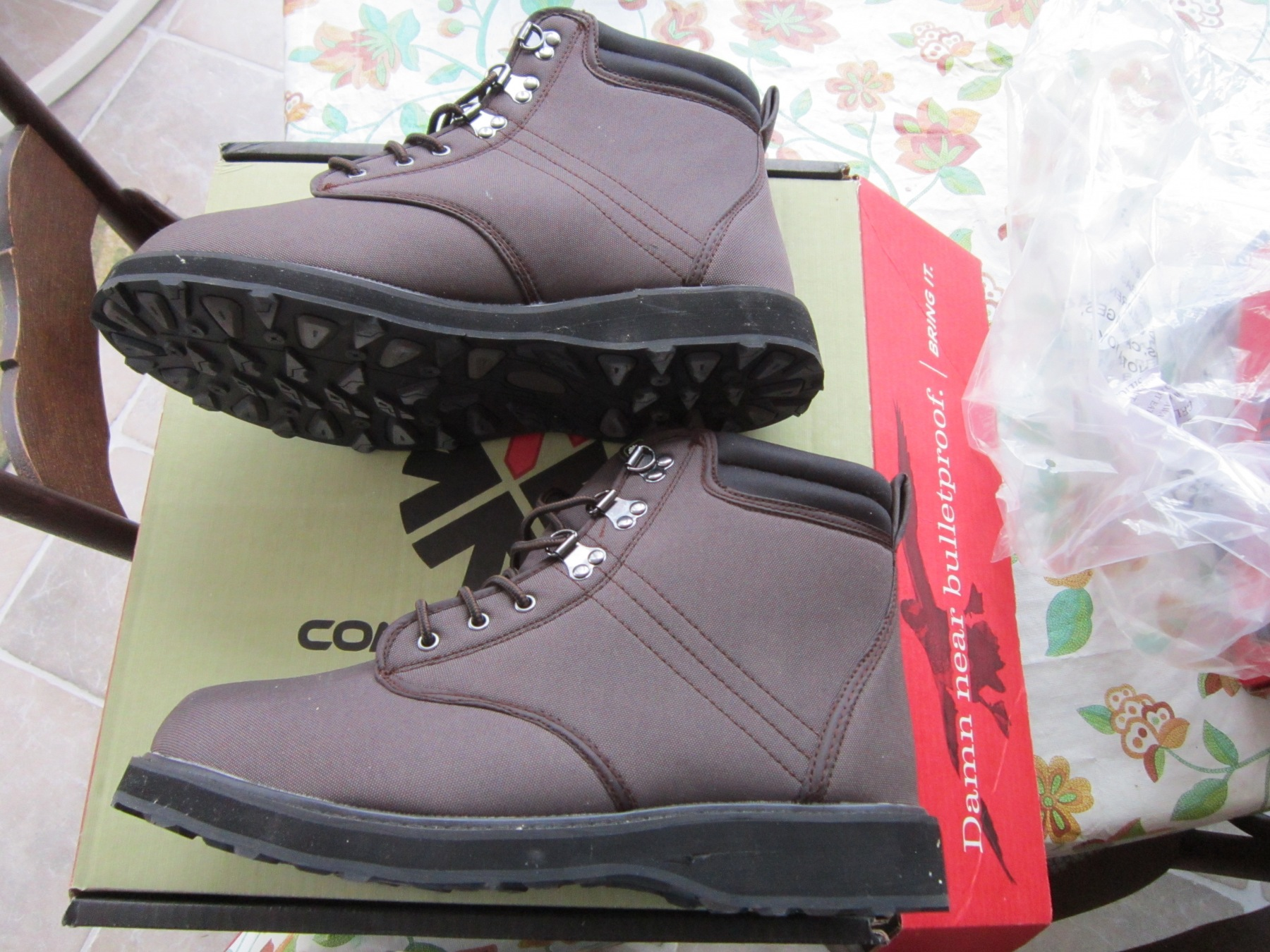 Boots TRADE 12
