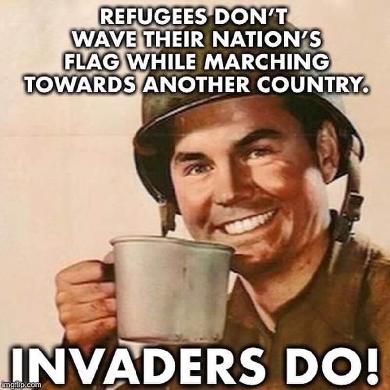 migrant-caravan-flag-invaders.jpg