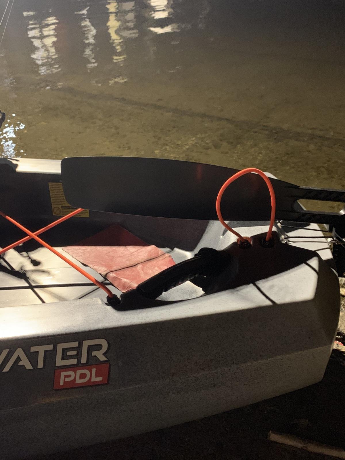 Old Town Top Water 106 PDL Review - Kayaking and Kayak Fishing Forum