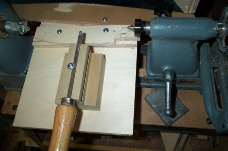 make lathe duplicator