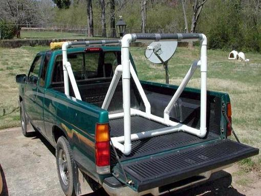 Transporting Kayak In A Pickup Truck Advice Paddling Com
