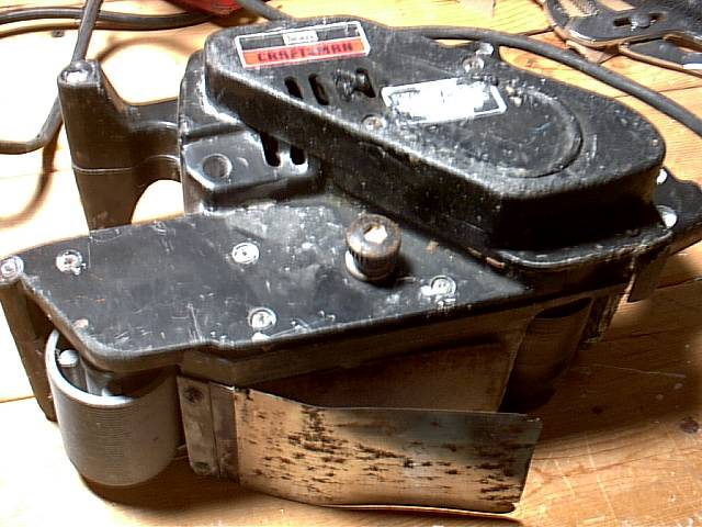 Vintage Belt Sander i Got Belt Sander For Free But
