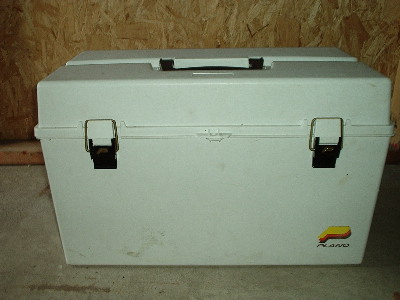 Large Plano Hanging Lure Tackle box - General Buy/Sell/Trade