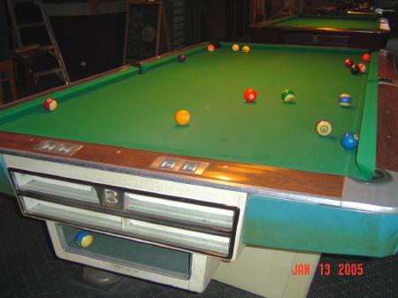 Brunswick Gold Crown Pool Tables Sale General BuySellTrade - Brunswick gold crown pool table for sale