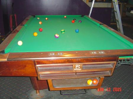 Brunswick Gold Crown Pool Tables Sale General BuySellTrade - Brunswick gold crown pool table
