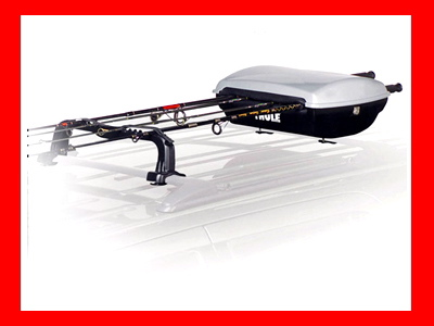 Thule castaway roof rack general buy sell trade forum for Fishing rod roof rack