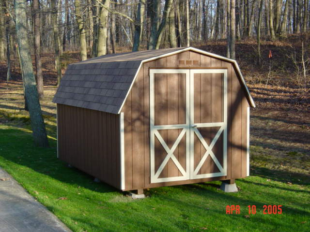 Do It Yourself Home Design: Storage Shed Plans