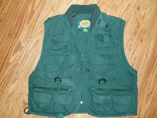 Cabela 39 s dry plus overalls fishing vest guidewear for Cabelas fishing vest